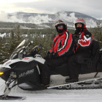 Snowmobile Yellowstone Pictures
