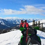 Wyoming Snowmobiling Tours